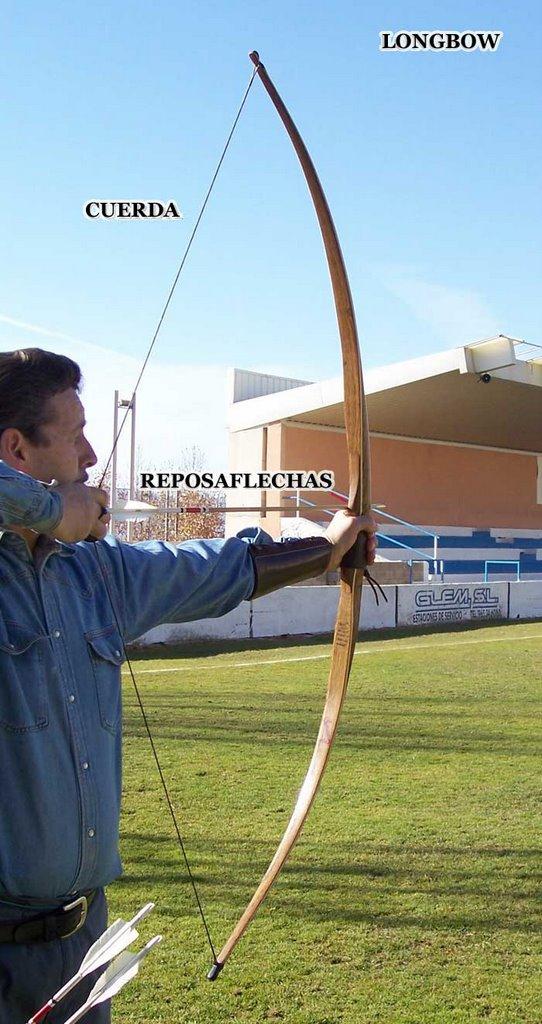 Club de tiro con arco tipos de arcos - Maderas para arcos ...