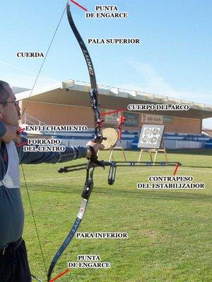 Tipos de Arco y Flecha