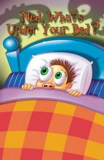 Illo for Ned What is under your bed