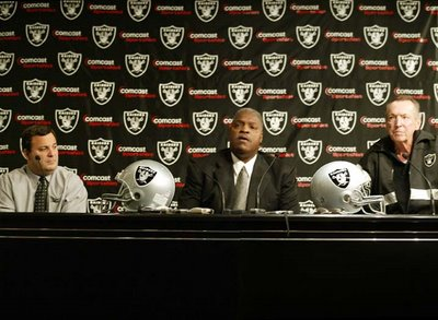 "Oakland Raiders' ""Judas?"" Mike Lombardi According to Oakland Tribune"