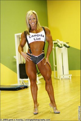 Cindy Phillips, FBB - A FTvideo Photo