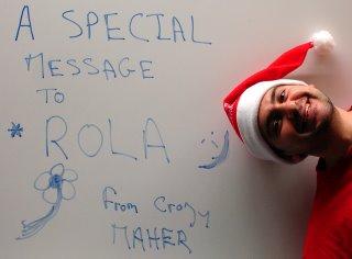 Greeting Rola