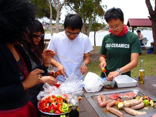 Christmas Party BBQ