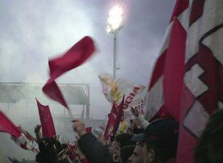 Curva Nord derby Perugia-Ternana 2006