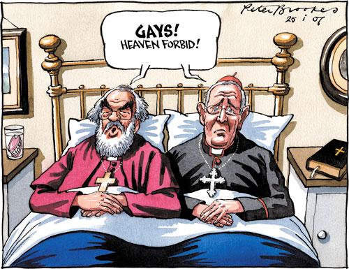 Religious Views On Same-Sex Marriage Have Radically