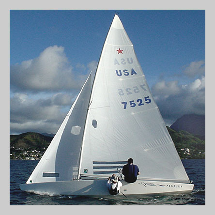 AMYA Star45 How To Build R/C Model Sail Boat -: Classic International Star Boat