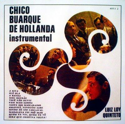 Luiz Loy Quinteto - Chico Buarque Instrumental