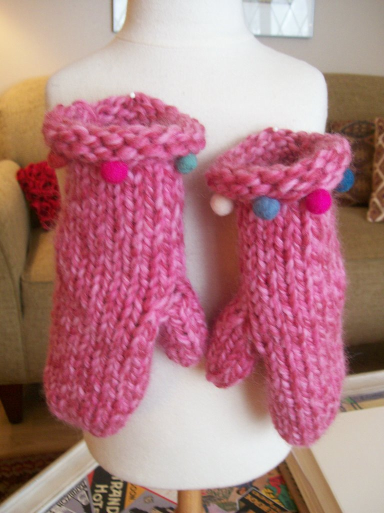 Susan B. Anderson: 45-Minute Mittens