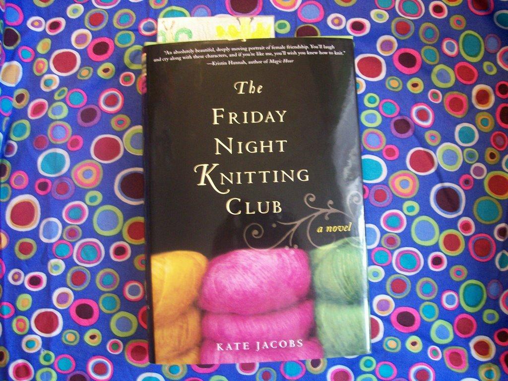 Friday Night Knitting Club : Susan b anderson jan