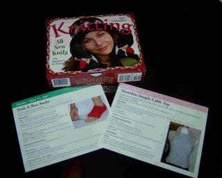 Vogue Knitting Stitch A Day Calendar : KNITTING PATTERN A DAY CALENDAR 1000 Free Patterns