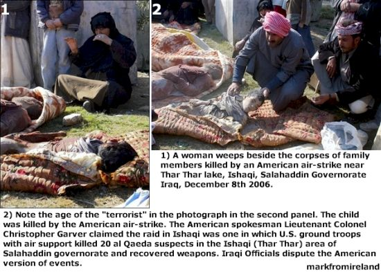 2 photos Ishaqi massacre