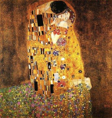 Klimt:kiss