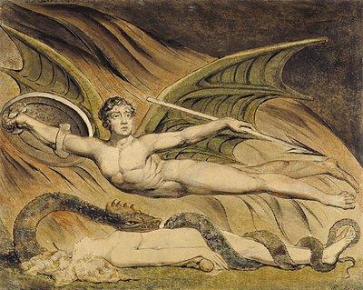 Blake's Human Angel