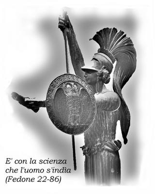 La dea Minerva