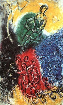 Chagall's Music