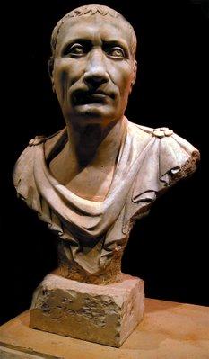 Caesar's bust