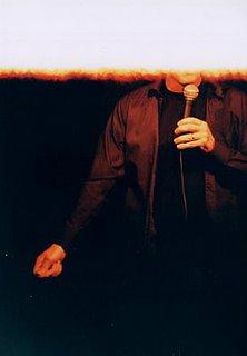 Beheaded deaf comedian Steve Day at the Edinburgh Fringe