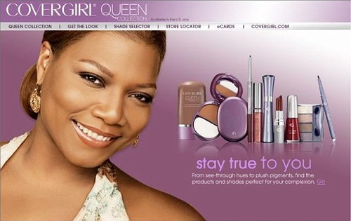 Queen Latifah is The Face of
