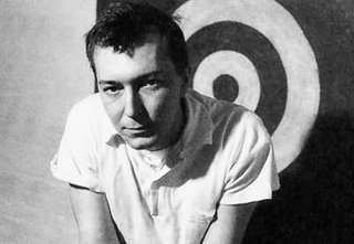 Jasper Johns with Target