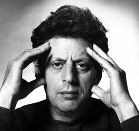 Philip Glass, b. January 31, 1937