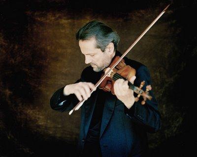 Giuliano Carmignola, violinist