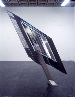 Robert Lazzarini, Payphone, 2002, Hirshhorn Museum