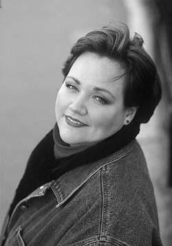 Stephanie Blythe, mezzo-soprano