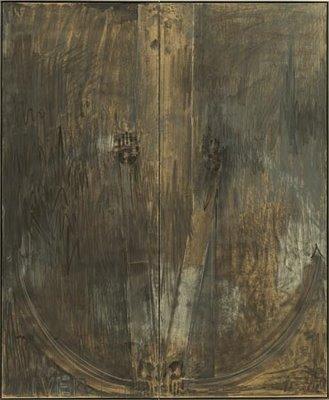 Jasper Johns, Diver, 1962-63