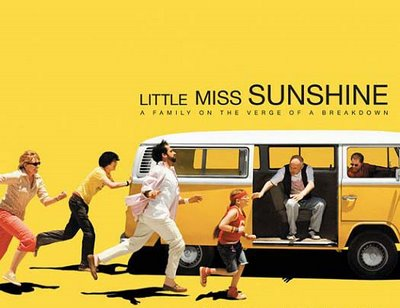 Poster for Little Miss Sunshine, directed by Jonathan Dayton and Valerie Faris