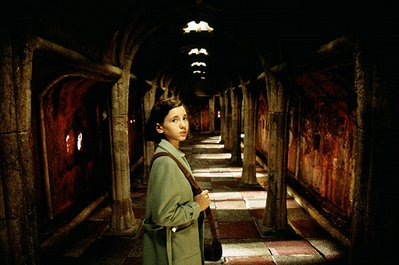 Ivana Baquero in Pan's Labyrinth, directed by Guillermo del Toro