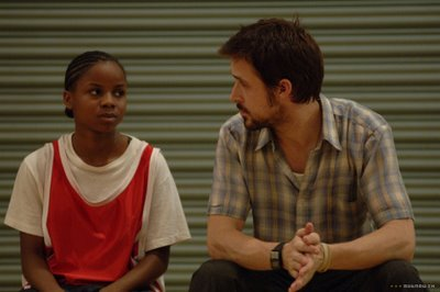 Shareeka Epps and Ryan Gosling in Half Nelson, directed by Ryan Fleck
