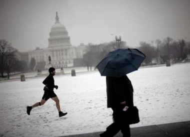DC Snowstorm (Drudge Report)