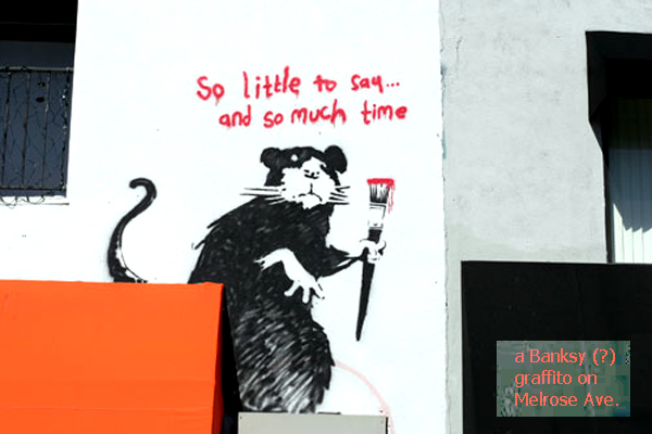 Dissertation On Banksy