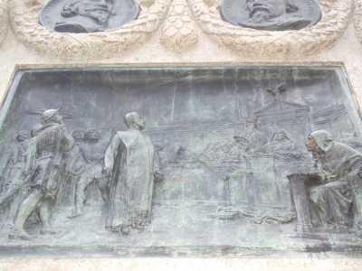 Bruno contra la Santa Inquisición