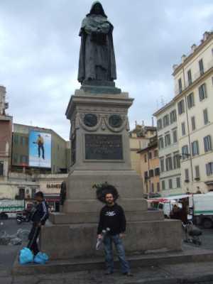 Giordano Bruno y yo...
