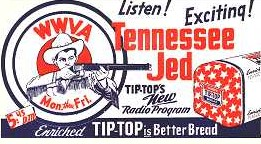 TENNESSEE JED