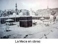 LA MECA en OBRAS
