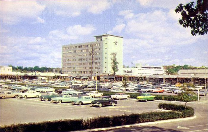 White Plains Mall >> Malls of America - Vintage photos of lost Shopping Malls of the '50s, '60s & '70s