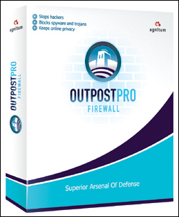 PC Magazine Review of Outpost Firewall Pro 4.0
