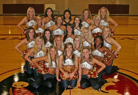 College Dance Team Central: Florida State Golden Girls