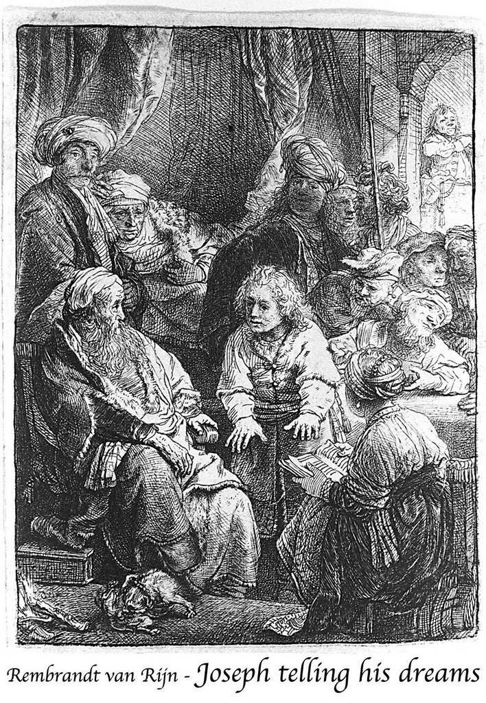 rembrandt christian singles Rembrandt etched a great many genre scenes, particularly at the start of his career these prints are usually small a scene often contains only a single figure.