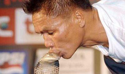 Snake Kisser 1