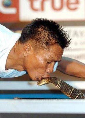 Snake Kisser 6