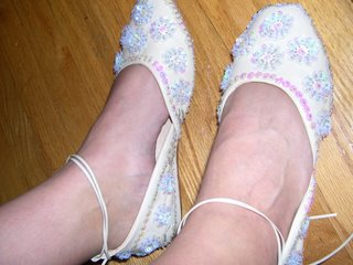 Shoes from Morroco