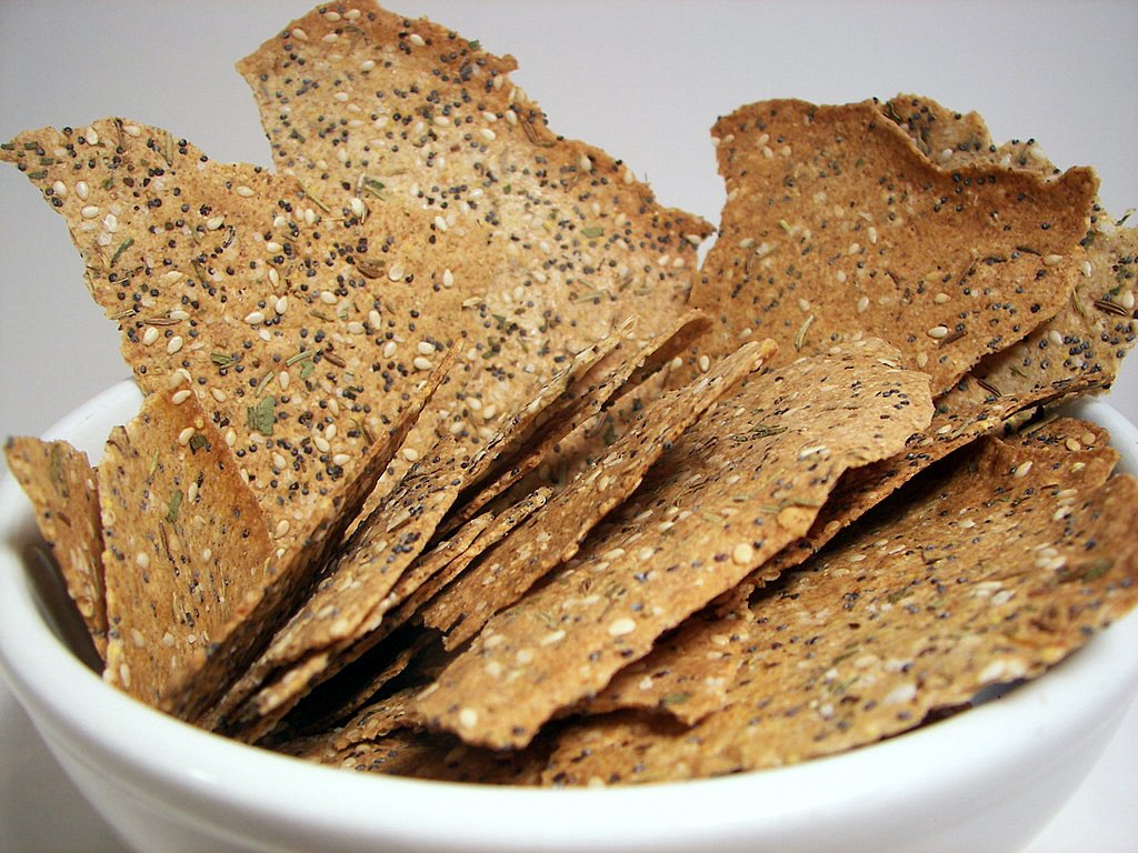 Culinary In The Desert Multi Seed Crackerbread