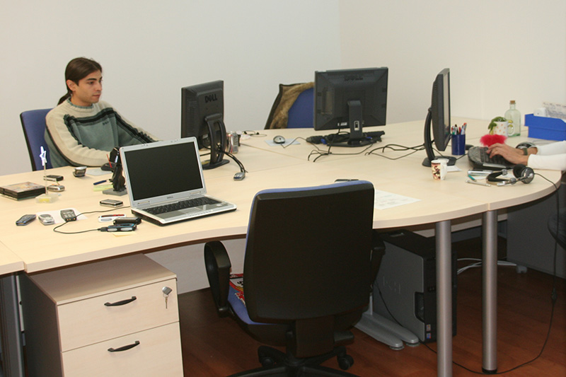 Nuestras oficinas de desarrollo unkasoft for Oficina genesis