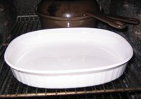 photo of baking dishes