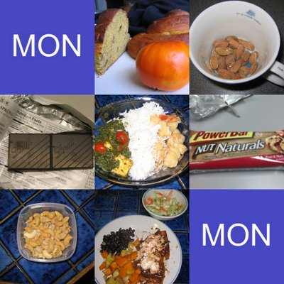 Monday Food Collage