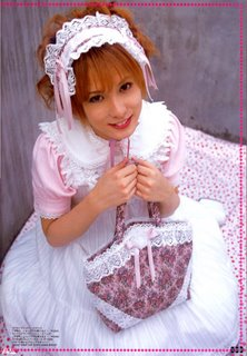 sweet gothic lolita gothloli