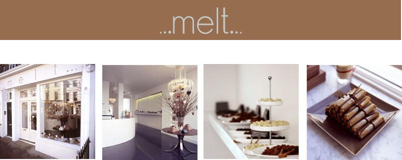 Melt Chocolates Shop London